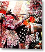 Axl Rose Original Metal Print