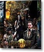 Azeroth Prime Movie Poster Metal Print