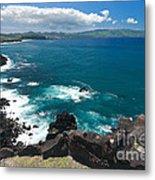Azores Islands Ocean Metal Print