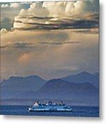 B C Ferries Hdrbt3403-13 Metal Print