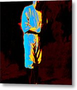 Babe 20130213 Metal Print by Wingsdomain Art and Photography