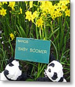 Baby Boomers Metal Print