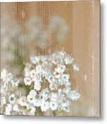 Baby Breath- Special Day Metal Print