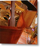 Baby Grand Metal Print by Mike McGlothlen