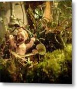 Baby In A Jar Metal Print by Tyler Lucas