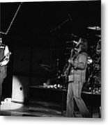 Bachman-turner Overdrive In Spokane In 1976 Metal Print