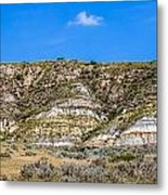 Badlands 27 Metal Print