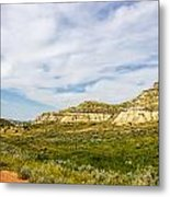 Badlands 38 Metal Print