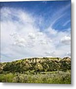 Badlands 48 Metal Print