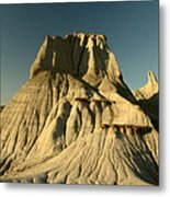 Badlands Hoodoo Metal Print