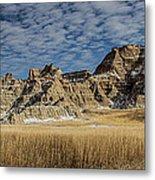 Badlands South Dakota Metal Print