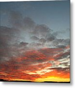 Bafflin Sanctuary Light Metal Print