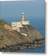 Baily Lighthouse Howth Metal Print