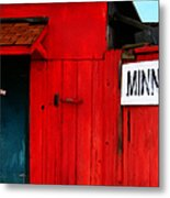 Bait Shop 20130309-2 Metal Print