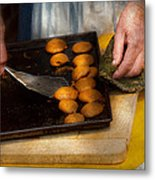 Baker - Food - Have Some Cookies Dear Metal Print