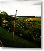 Bakewell Country Metal Print