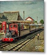Bala Lake Railway Metal Print