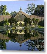 Balboa Park Botanical Building - San Diego California Metal Print