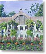 Balboa Park Botanical Garden Metal Print