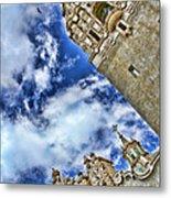 Balboa Park's California Tower By Diana Sainz Metal Print