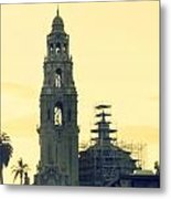Balboa Tower  Metal Print