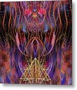 Balefire Metal Print