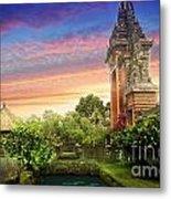 Bali 2 Metal Print