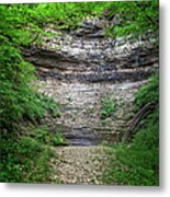 Ball Mill Resurgence  Metal Print