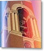 Ball State Bell Tower Metal Print