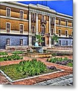 Ballaja Barracks Museum  Metal Print by Diosdado Molina