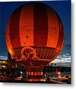The Great Balloon Metal Print
