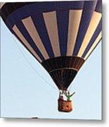 Balloon-2shotwave-7393 Metal Print