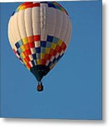 Balloon-7033 Metal Print