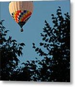 Balloon-7058 Metal Print
