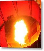 Balloon-glow-7917 Metal Print