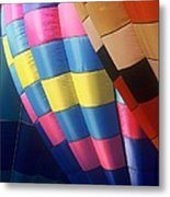 Balloon Patterns Metal Print