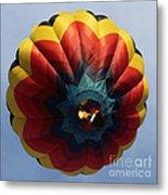 Balloon Square 3 Metal Print