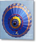 Balloon Square 4 Metal Print