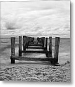 Baltic Sea Metal Print