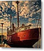 Baltimore Bay  Metal Print