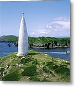 Baltimore Beacon Metal Print