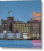 Baltimore Domino Sugars Plant I Metal Print