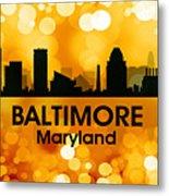 Baltimore Md 3 Metal Print