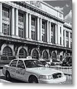 Baltimore Pennsylvania Station II Metal Print