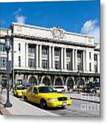 Baltimore Pennsylvania Station IIi Metal Print