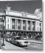 Baltimore Pennsylvania Station Iv Metal Print