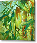 Bamboo Series Metal Print