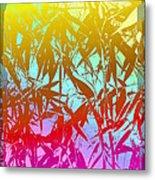 Bamboo Study 7 Metal Print