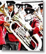 Band On The Run Metal Print