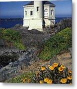 Bandon Lighthouse Metal Print